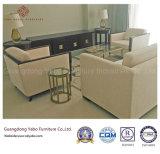 Mobilia superiore dell'hotel con l'insieme di camera da letto moderno di stile (YB-G-6)