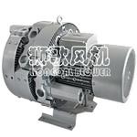 Industriële Elektrische Ventilator in drie stadia voor de VacuümTechnologie van de Holding van het Werk