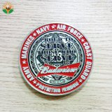 2018 monete personali su ordinazione del metallo del ricordo dell'oro per la collettività