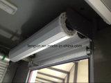 Obturateur en aluminium de rouleau pour la porte automatique de camion de pompiers