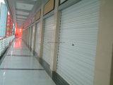優雅なローラーのアルミニウム商業ドア