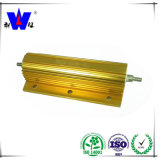 Golden Aluminum Wirewound POWER Resistor