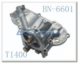 Coperchio di alluminio T4100 del dispositivo di raffreddamento dell'olio per motori di Mazda