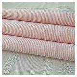 tessuto della banda 100%Linen, tessuto della camicia, tessuto dell'indumento, tessuto della maglietta