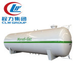 La norme ASME Srandard 50mt GPL du réservoir de gaz de cuisine pour la vente