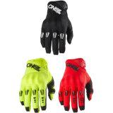 Schwarzer O'neal Hardwear Eisen-Handschuh-MXATV MTB Mens-Gang
