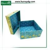 Caixas de presente feitas sob encomenda do papel do cartão para a embalagem/o empacotamento