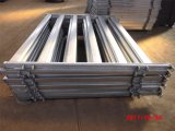品質の楕円形はBullのための115 x 42mmの牛ヤードのパネルを柵で囲む