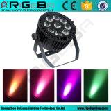 9 NENNWERT Licht LED-15W UV+RGBWA 6in1 LED mit im Freien