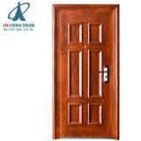 Prueba de sonido de la puerta de Apartamentos Puerta de acero de China precios bajos la fabricación de puertas