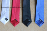 Cravate de la mode des hommes minces solides dans beaucoup de couleurs