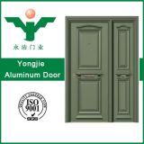 Fournisseur extérieur en aluminium antirouille de luxe de porte de garantie de villa de bord de la mer de la Chine