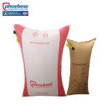 Papel reciclado ambiental&PP Embalaje Bolsa de relleno de aire