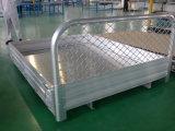 Aluminium Dropside met het Platform van het Aluminium en Geanodiseerde Buffetten
