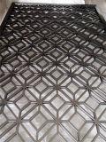 Decorazioni dell'interno & esterne del portello dell'acciaio inossidabile