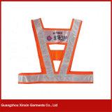 Fornecedor personalizado dos vestuários da segurança das mulheres dos homens da boa qualidade (W56)