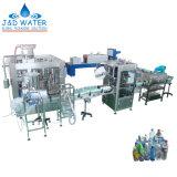 Chaîne de production remplissante d'emballage d'eau embouteillée