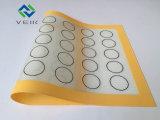 Silicona de alta calidad conjunto de la alfombrilla de cocción