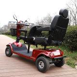scooter de mobilité de fauteuil roulant électrique de roues du sureau quatre de la charge 220kg