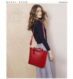 New PU Leather Casual dead Shoulder Bags Ladies softly Handbags (WDL0881)