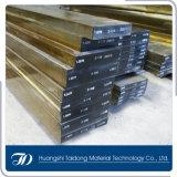 D2 piatto d'acciaio della muffa fredda del lavoro di GB Cr12Mo1V1 di BACCANO 1.2379