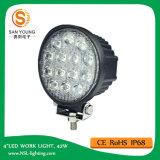 ジープ10-30V DC LEDののための高い発電42W車LED作業ライト運転し、働くライト