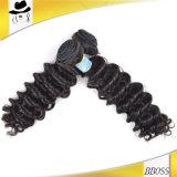 Бразильские человеческие волосы девственницы, выдвижения волос Remy