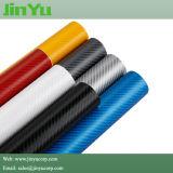 Voiture de vinyle en fibre de carbone covering pour carrosserie de voiture