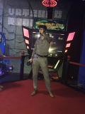 marcheur de l'espace de Vr de simulateur de virtual reality de 9d HTC Vive avec la machine de jeu de brevet