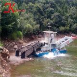 Keda Venta caliente la recolección de basura Boat & Cosechadora de malezas acuáticas