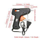 20W alla pistola di colla calda pesante manuale della fusione della mano 100W