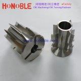 ステンレス鋼OEMによる303/316/304の精密CNCの機械化の回転部品