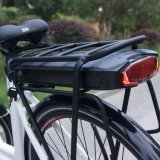 700c Bafang rueda de bicicleta eléctrica con el par máximo de la Unidad intermedia
