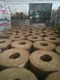 제조자 직업적인 무기물 바위 모직 관 Rockwool 절연제 관