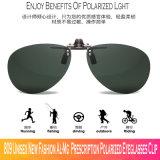 809 Nova Moda Prescrição Al-Mg unissexo óculos polarizados encaixar