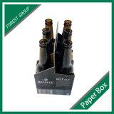 330ml 6つのパックのびんビールキャリアボックス卸売
