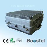 amplificatore registrabile del segnale del ripetitore di Digitahi di tri larghezza di banda della fascia 900MHz&1800MHz&2100MHz