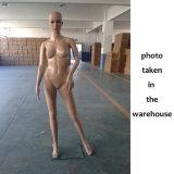 Todo o corpo feminino manequim realista Monitor transforma a forma de vestir Wbase