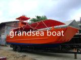 安くよい価格の販売のためのアルミニウム着陸飛行機のボート