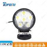 18W de la luz de conducción todoterreno SUV Epistar LED lámpara de trabajo