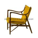 Cadeira curvada do Nordic da fábrica da venda da madeira contínua melhor
