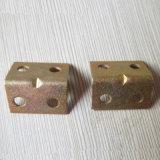 Assortiment en acier de cuivre en laiton de charnière de porte estampant la partie