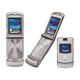 Desbloquear Mobile Phoen original reformado Mol Razr V3 Celular