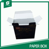 Contenitore di carta decorativo di scatole da pasticceria con il coperchio