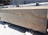 De nieuwe Tegels van de Plakken van het Graniet van Dindigul van de Voorraad Roze