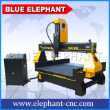 El mejor precio ele1212 Puerta de madera que hace la máquina de fábrica del router de madera