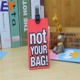 عادة علامة تجاريّة [بفك] بلاستيكيّة حقيبة بطاقات
