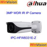 Dahua屋外HD 3megapixel IR Poe H. 265 IPのカメラIpcHfw8331e Z