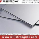Panneau composé en aluminium pour l'enduit du mur extérieur PVDF