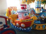 Смешная машина занятности Kiddie стеклянного волокна в торговом центре & спортивной площадке (K124)